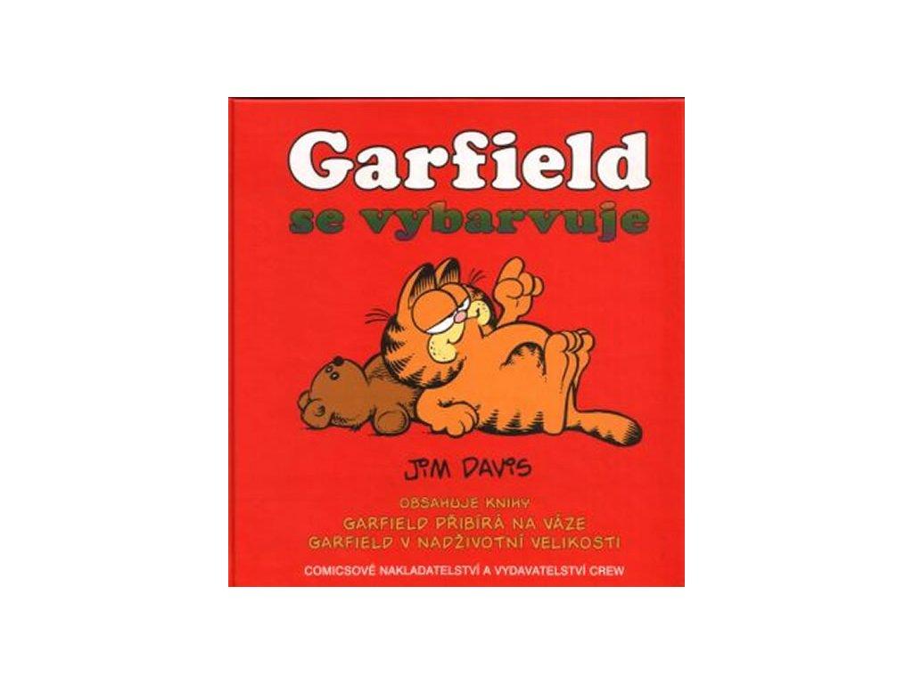 Garfield se vybarvuje (č.1+2)