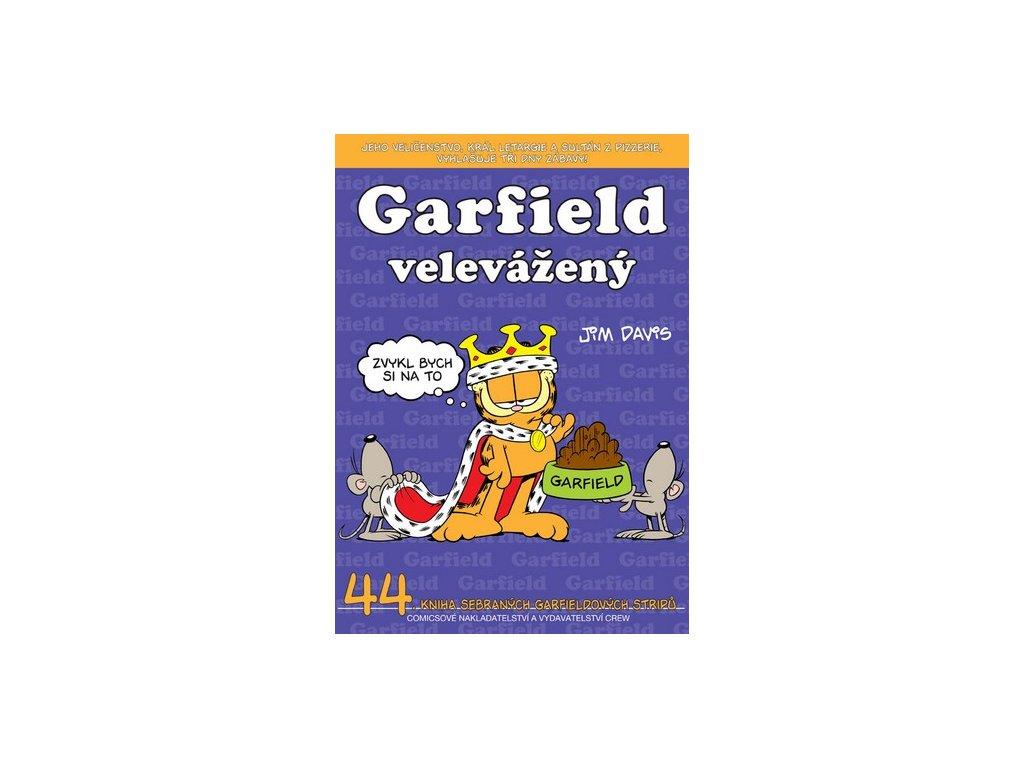 Garfield velevážený (č.44)