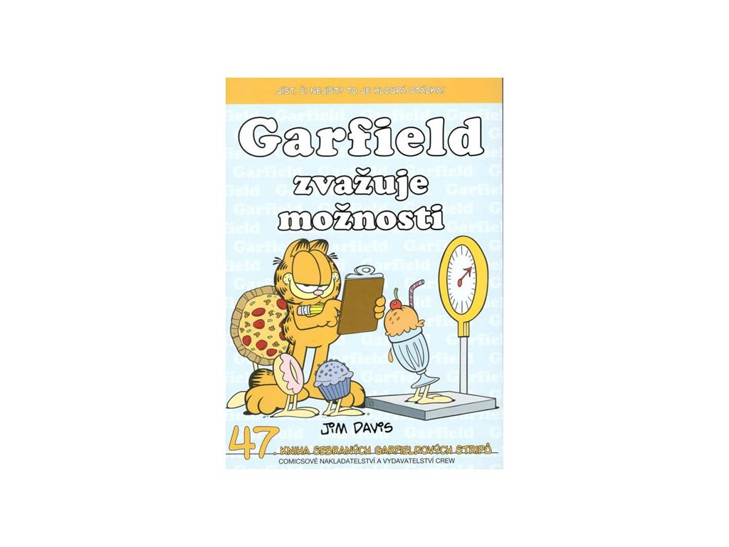 Garfield zvažuje možnosti (č. 47)