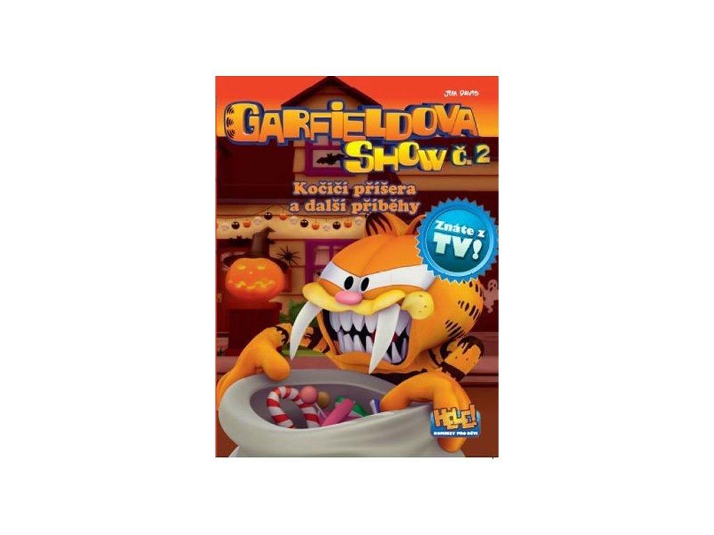 Garfieldova show č. 2 - Kočičí příšera a další příběhy