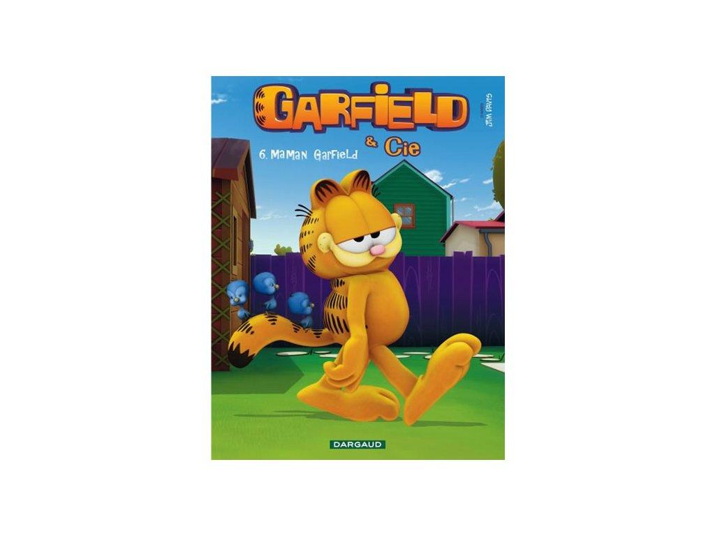 Garfieldova show č. 3 - Úžasný létající pes a další příběhy