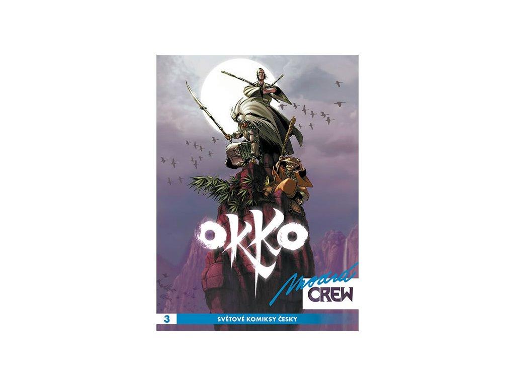 Modrá CREW 3 - Okko - Cyklus vody
