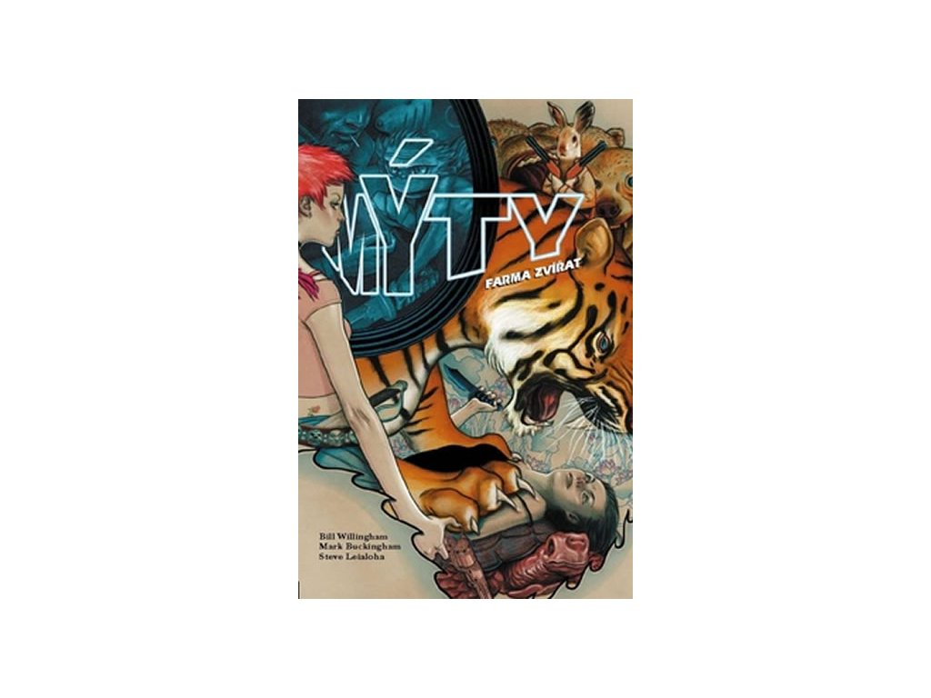 Mýty 02 - Farma zvířat