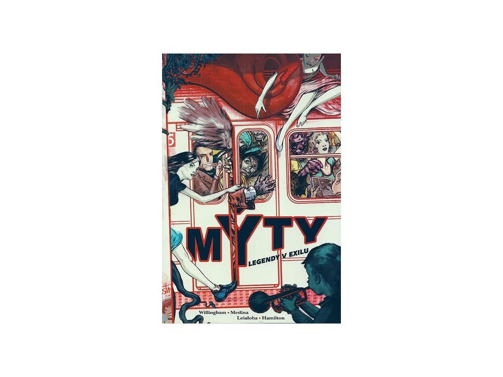 Mýty 1 - Legendy v exilu
