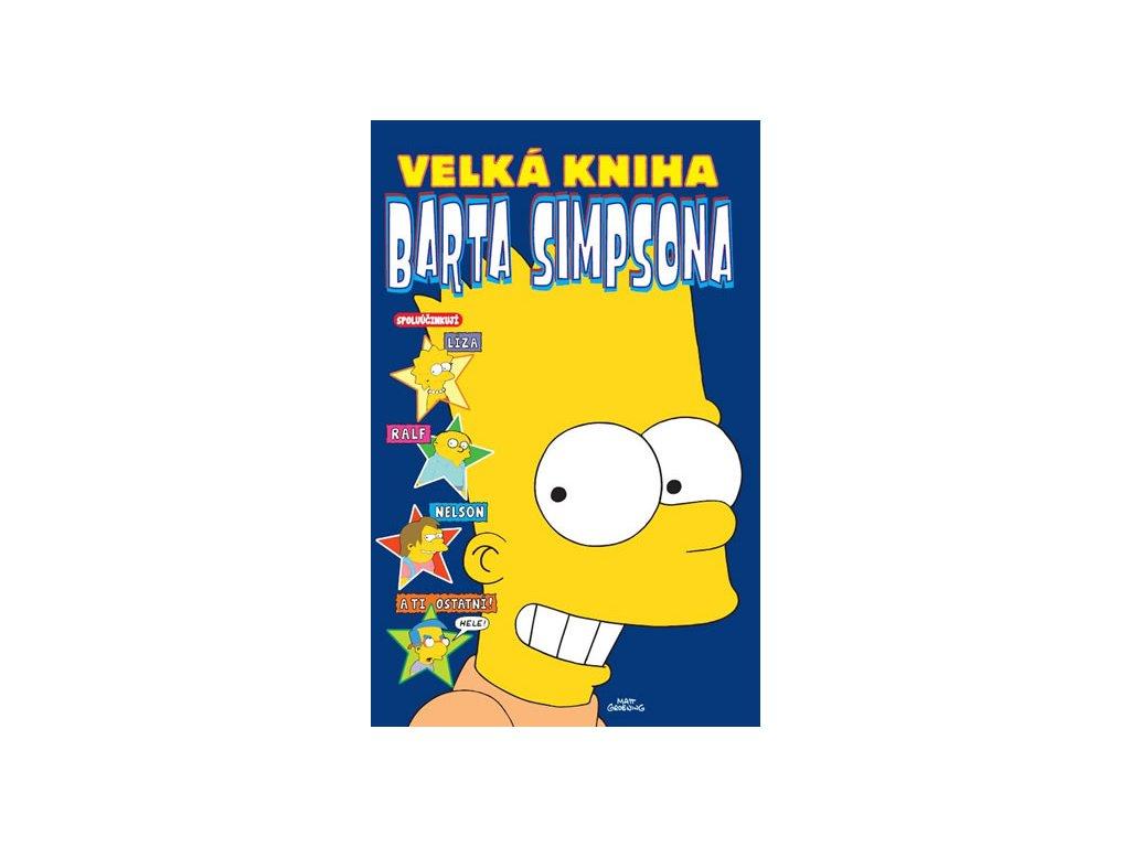 Simpsonovi - Velká kniha Barta Simpsona