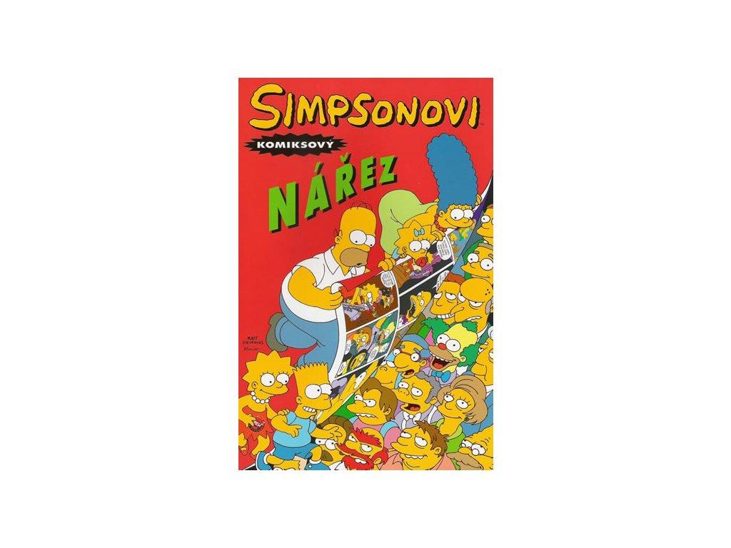 331200 1 simpsonovi komiksovy narez