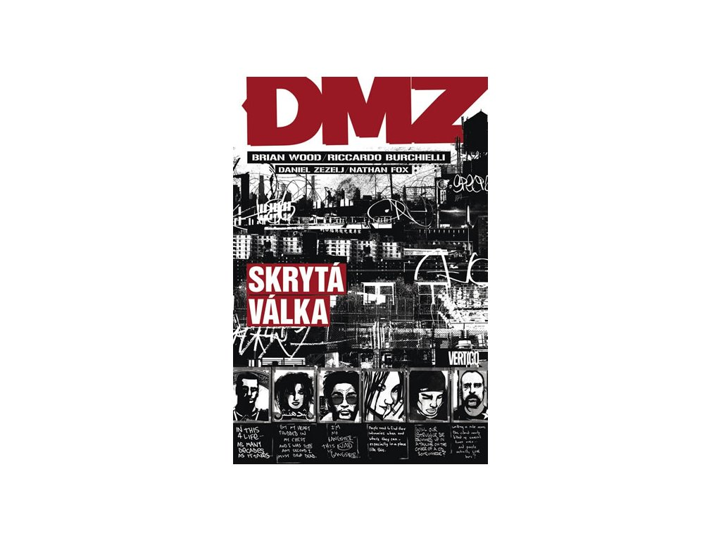 DMZ 5 - Skrytá válka