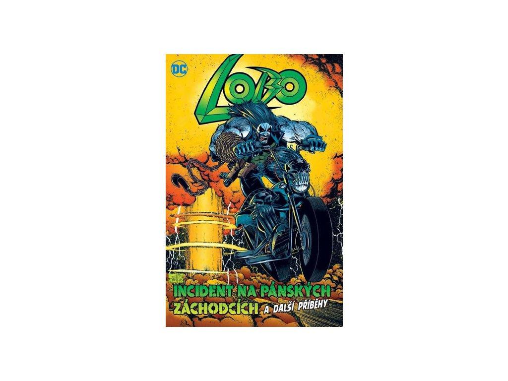 Lobo - Incident na pánských záchodcích