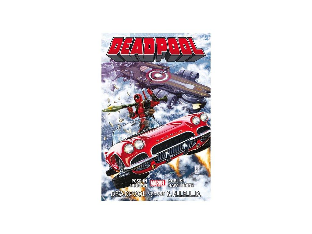 Deadpool 4 - Deadpool versus S.H.I.E.L.D