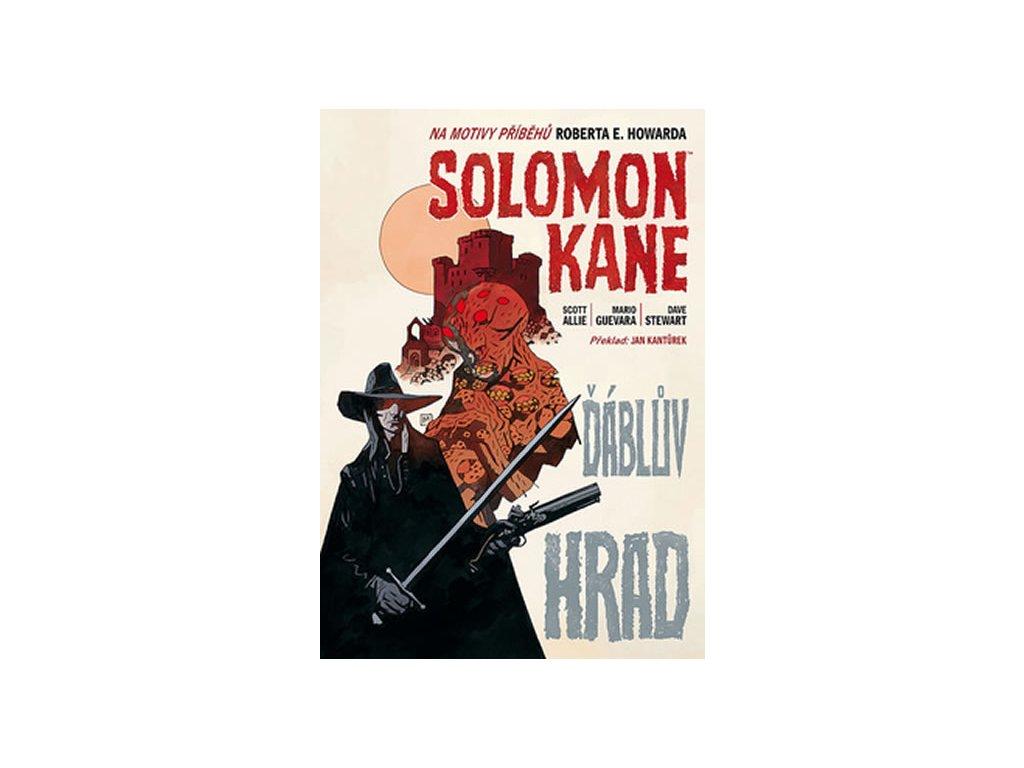 Solomon Kane 1 - Ďáblův hrad - váz.
