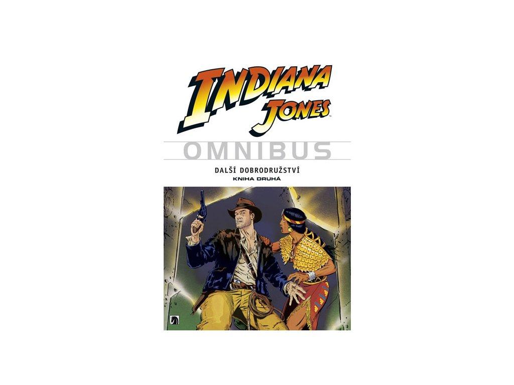 Indiana Jones - Omnibus - Další dobrodružství - kniha druhá