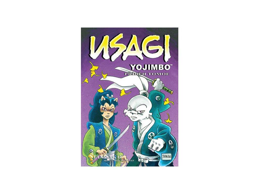 333546 usagi yojimbo pribeh tomoe