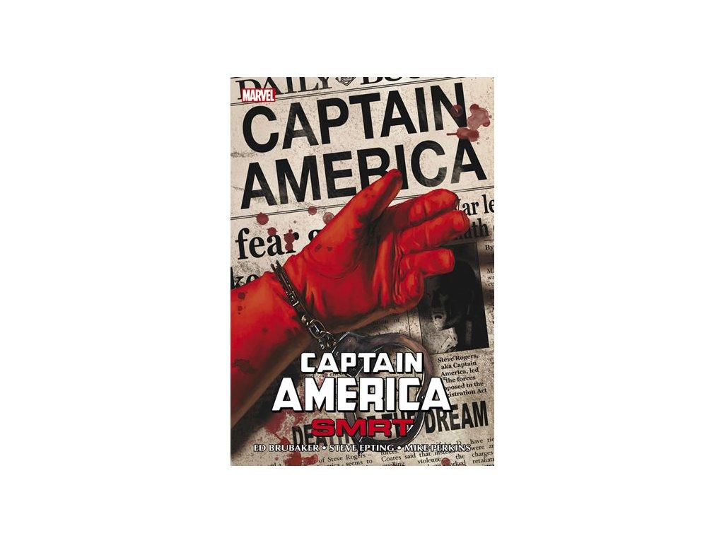 Captain America - Smrt