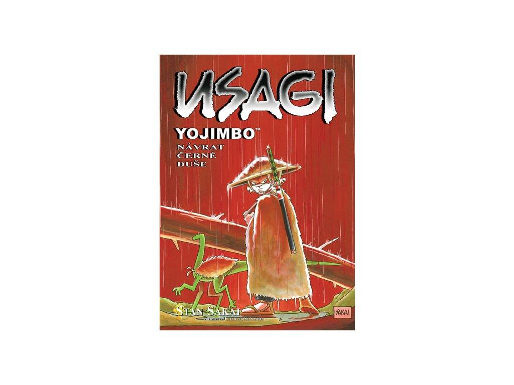 334128 usagi yojimbo navrat cerne duse