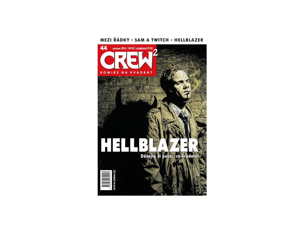 Crew2 - Comicsový magazín 44/2014