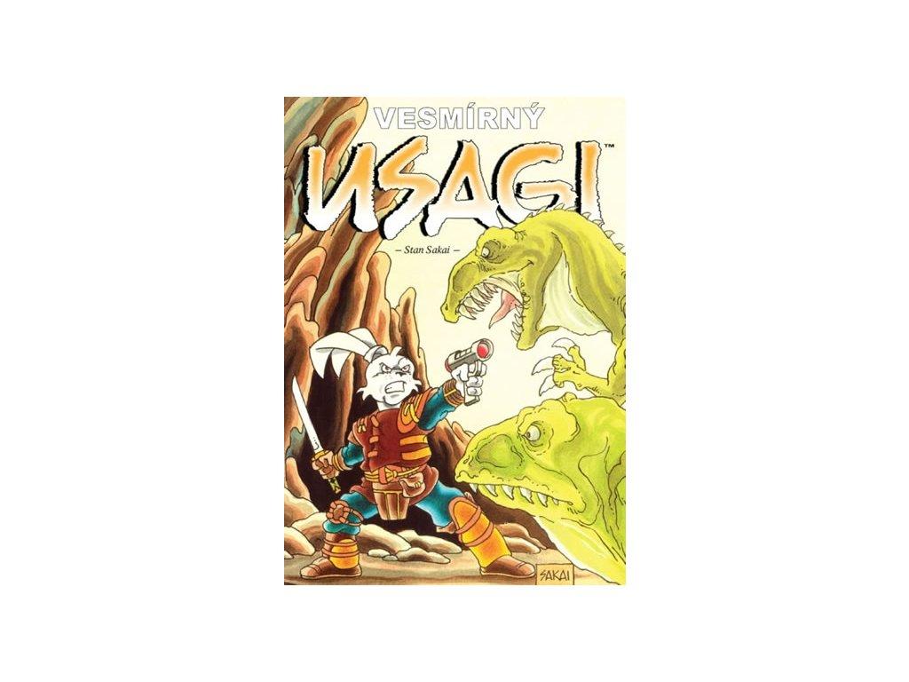 Usagi Yojimbo - Vesmírný Usagi