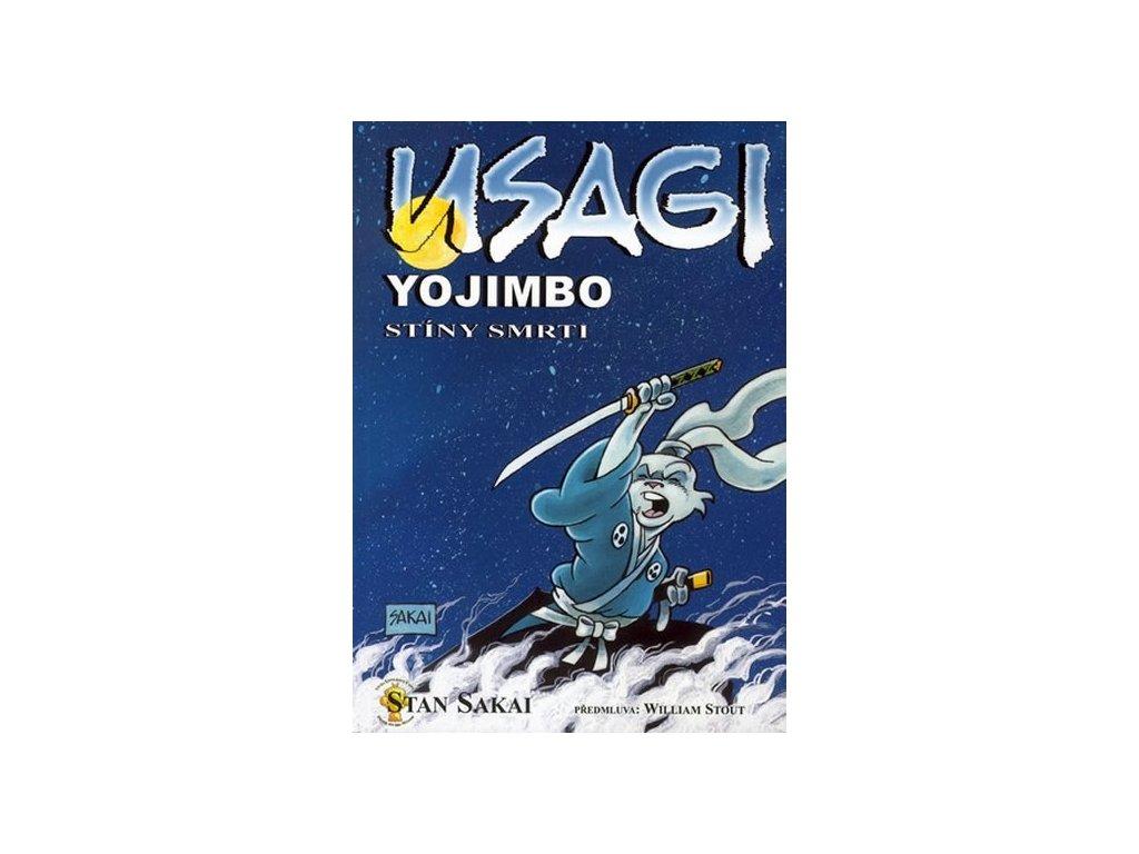 Usagi Yojimbo - Stíny smrti 2. vydání