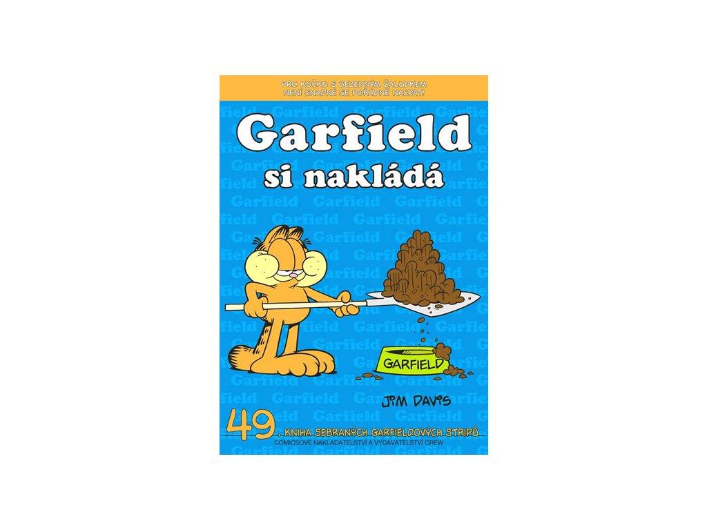 Garfield si nakládá (č. 49)