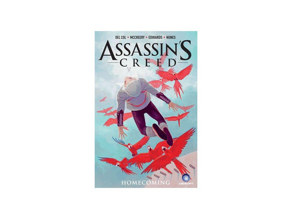 Assassins Creed 3 - Návrat domů