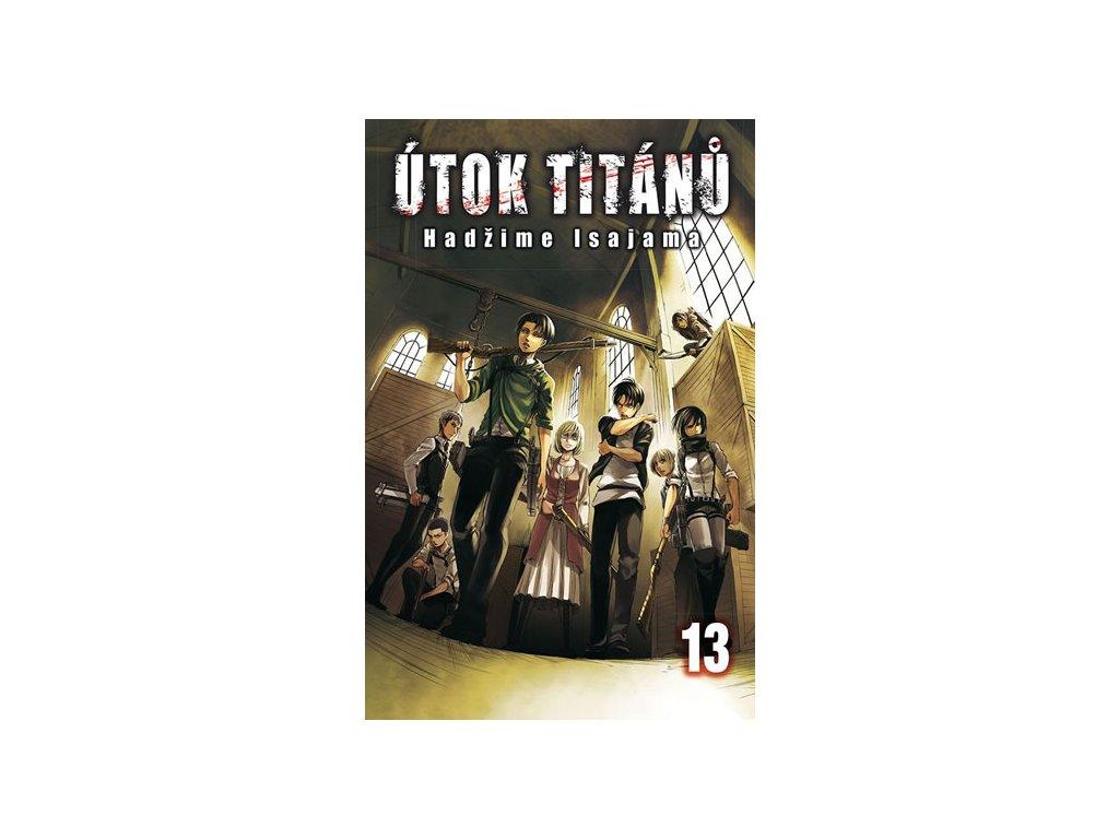 Útok titánů 13