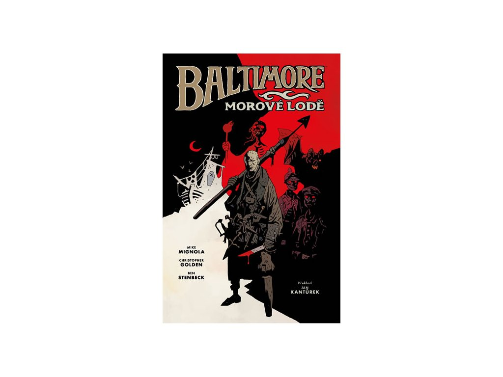 Baltimore 1 - Morové lodě