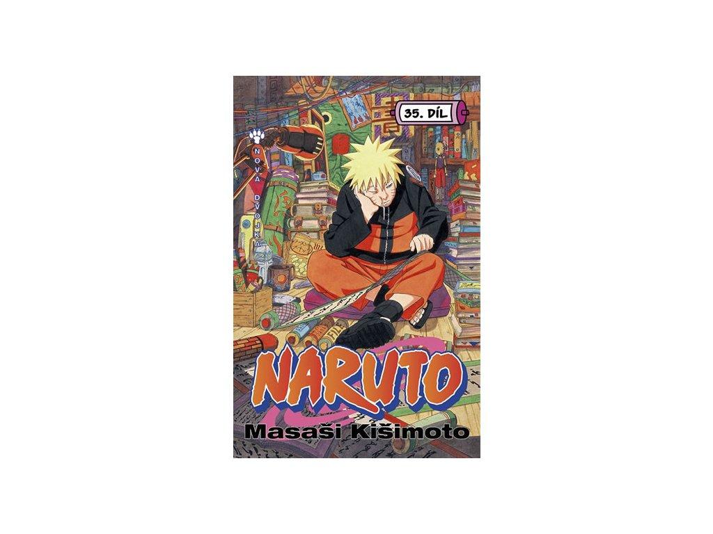 Naruto 35 - Nová dvojka