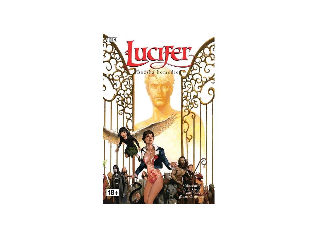 Lucifer 4 - Božská komedie
