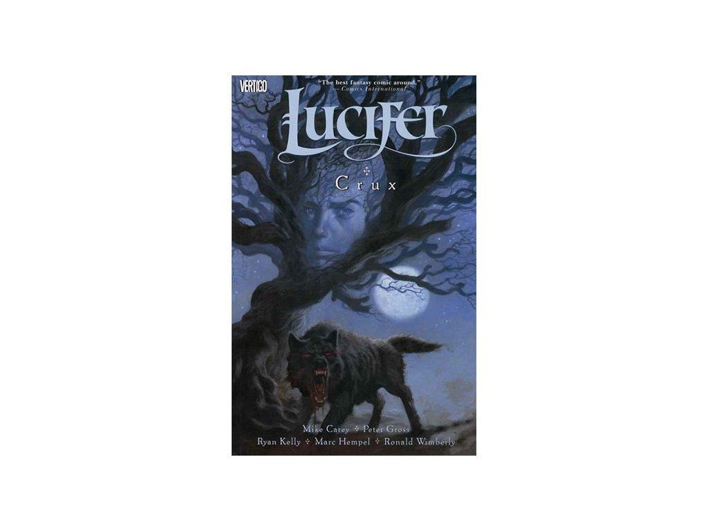Lucifer 9 - Crux
