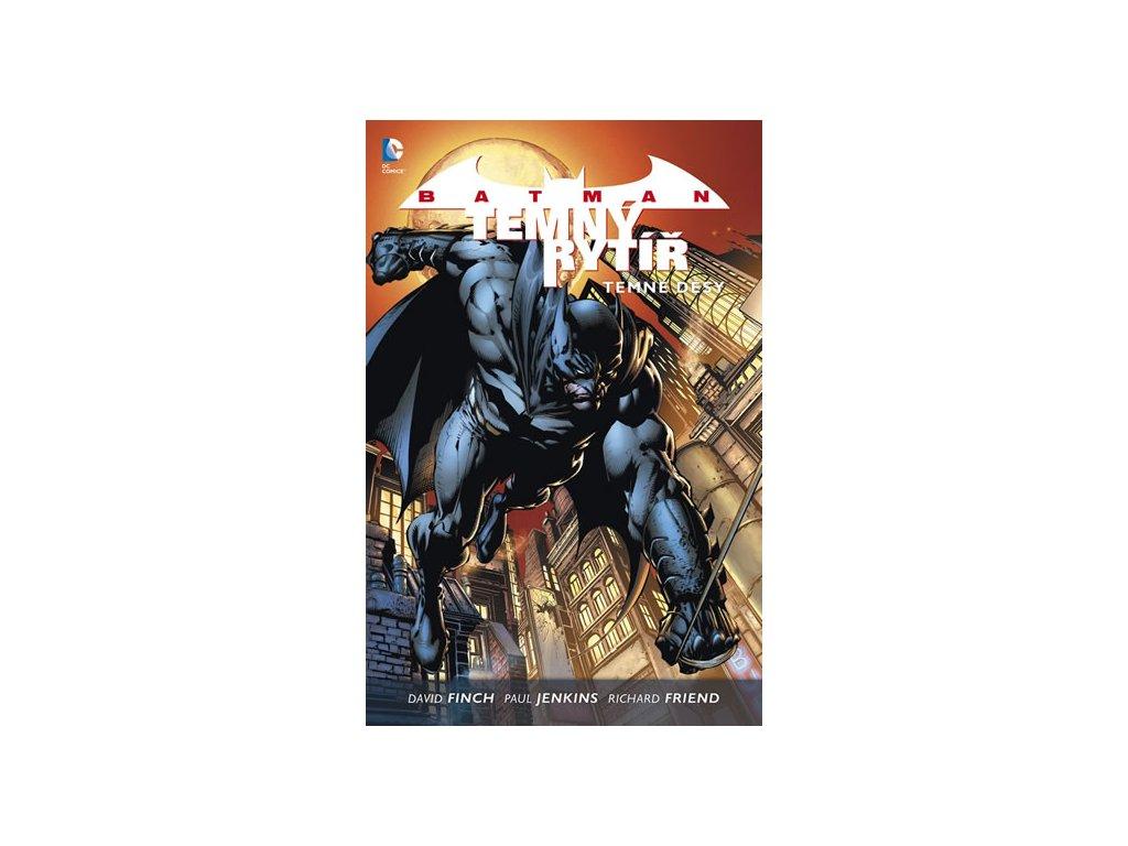 Batman: Temný rytíř 1 - Temné děsy