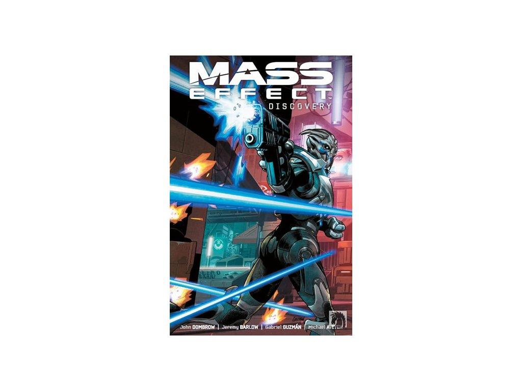 Mass Effect - Odhalení