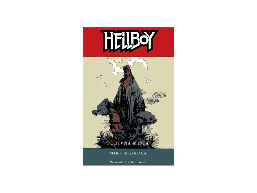 Hellboy 6 - Podivná místa