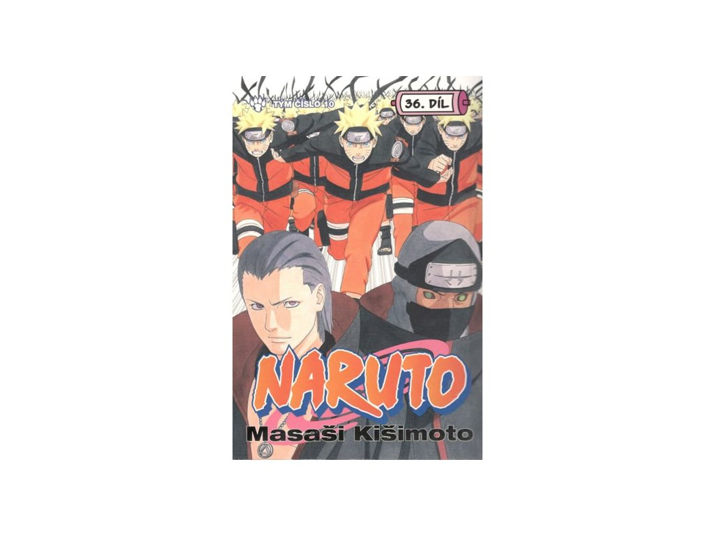 Naruto 36 - Tým číslo 10