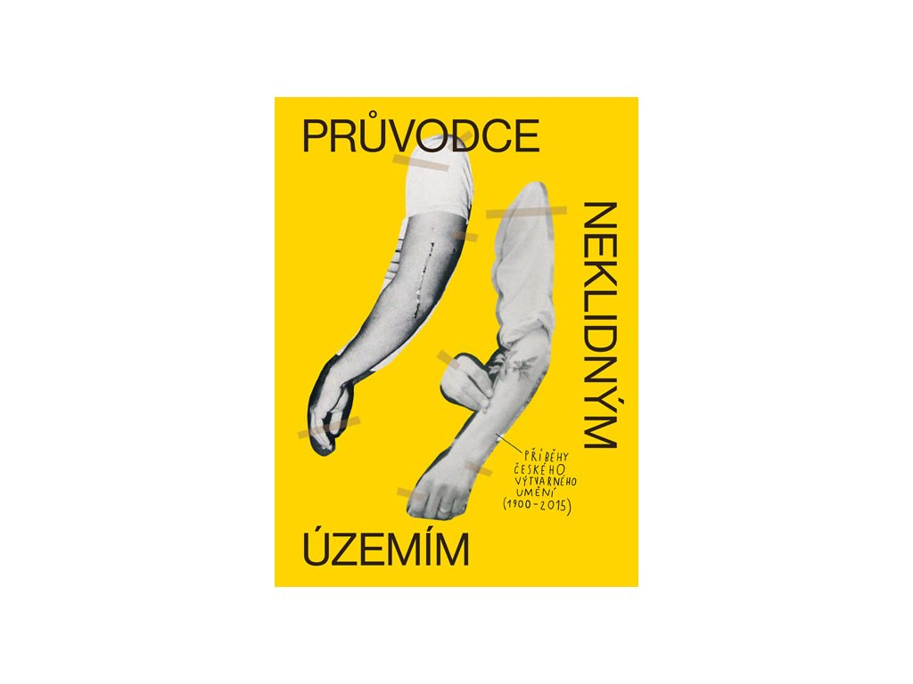 Průvodce neklidným územím - Příběhy českého výtvarného umění (1900–2015)