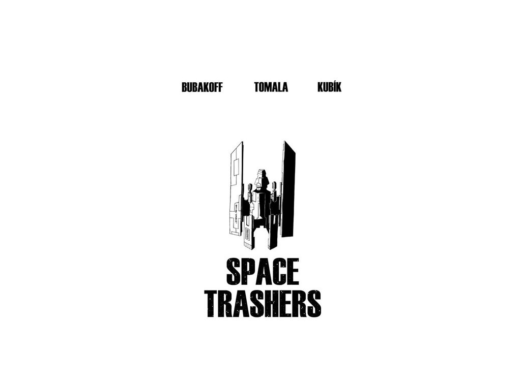 394758 space trashers