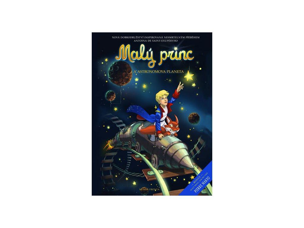 Malý princ a Astronomova planeta