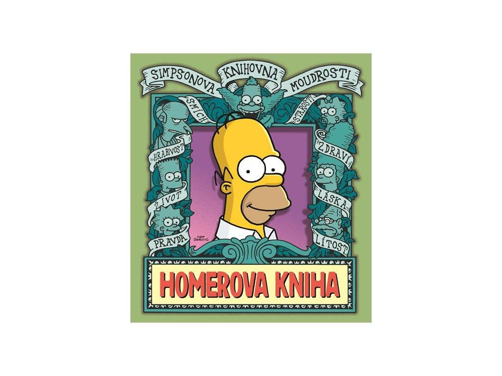 Simpsonova knihovna moudrosti: Homerova kniha