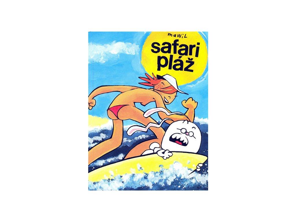Safari pláž