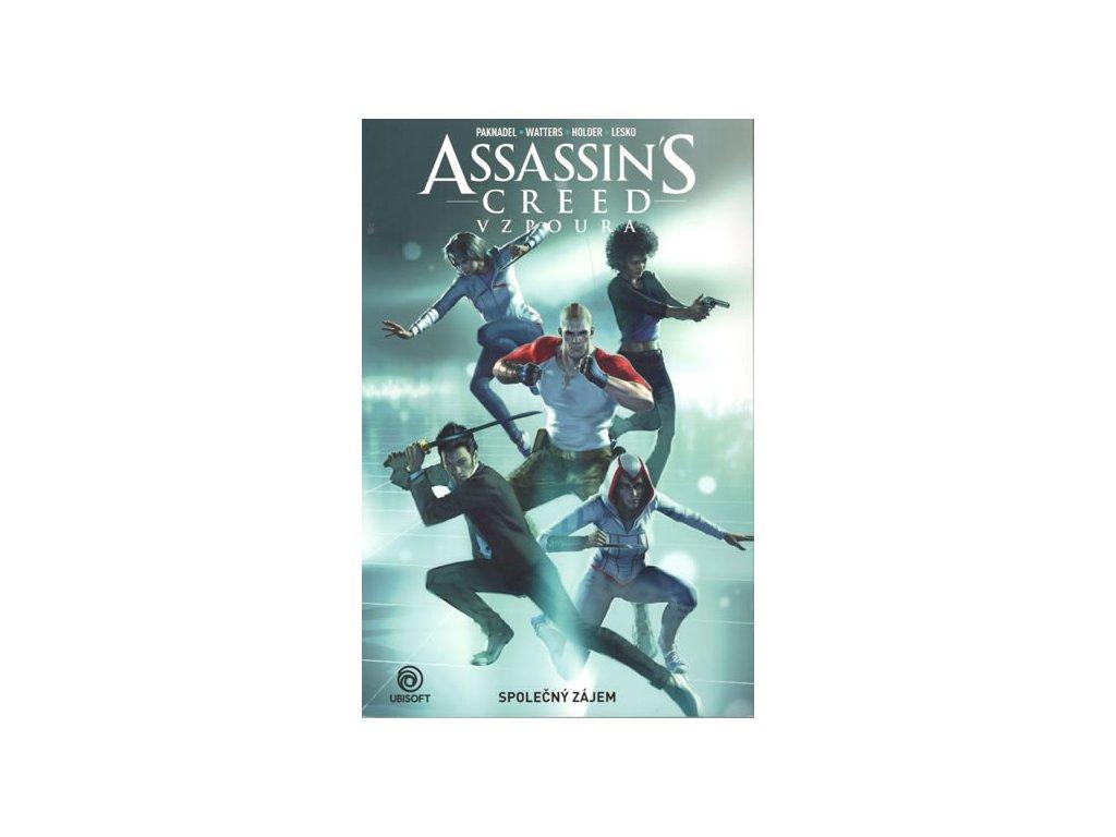 Assassins Creed Vzpoura - Společný zájem