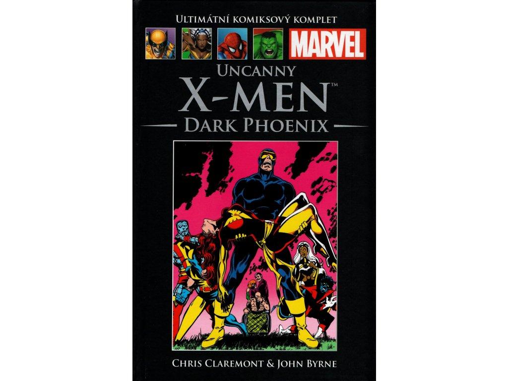 UKK Ultimátní Komiksový Komplet 2 Uncanny X-men Dark Phoenix