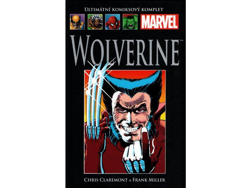 UKK Ultimátní Komiksový Komplet 4 Wolverine