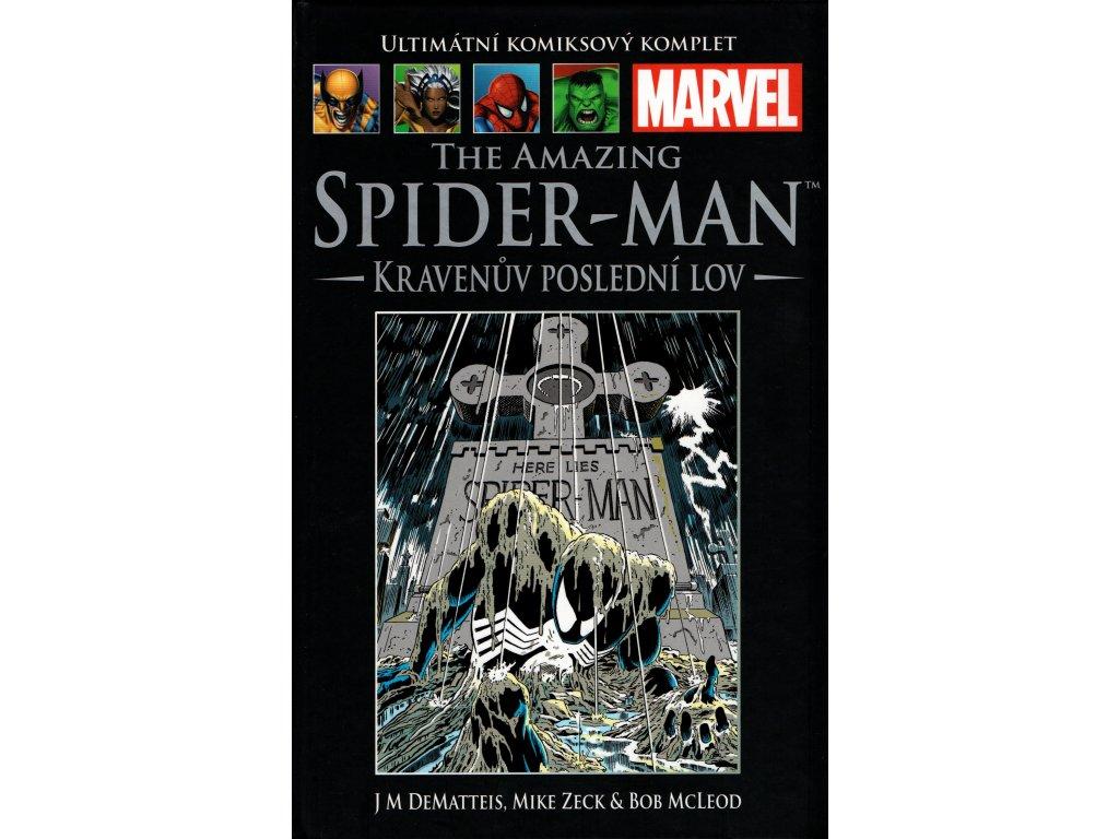 UKK Ultimátní Komiksový Komplet 8 The Amazing Spider-man Kravenův poslední lov