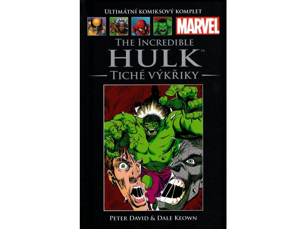 UKK Ultimátní Komiksový Komplet 11 The Incredible Hulk Tiché výkřiky