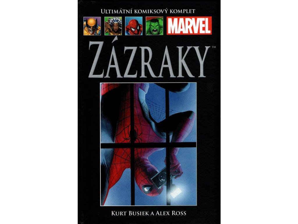 UKK Ultimátní Komiksový Komplet 12 Zázraky