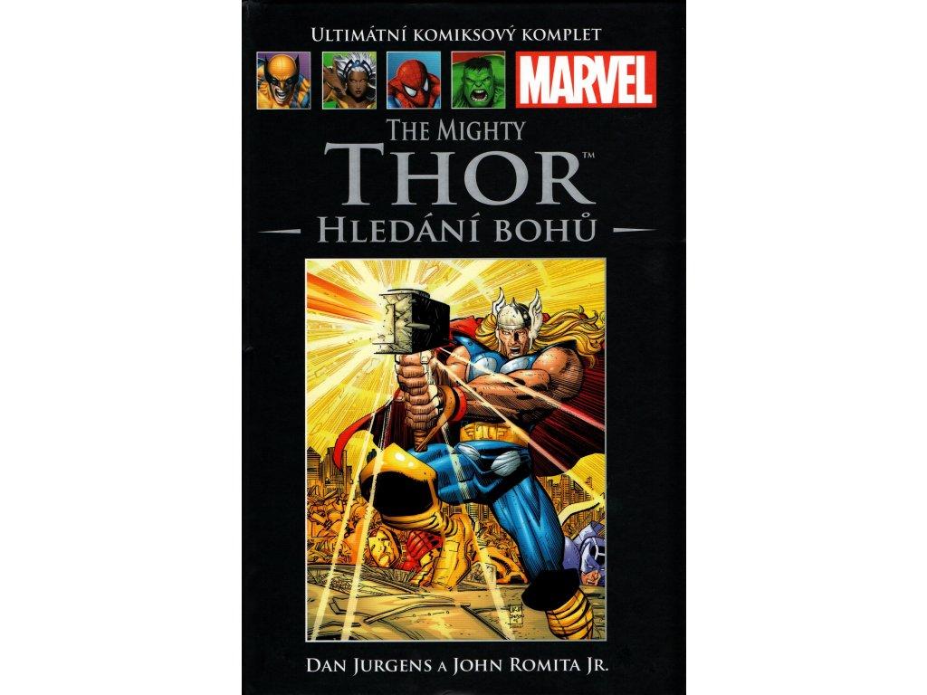 UKK Ultimátní Komiksový Komplet 13 The Mighty Thor Hledání bohů