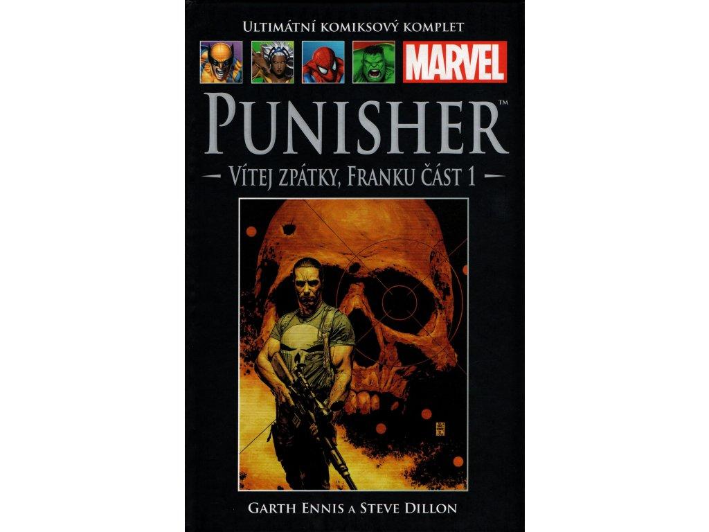 UKK Ultimátní Komiksový Komplet 15 Punisher Vítej zpátky, Franku - část 1
