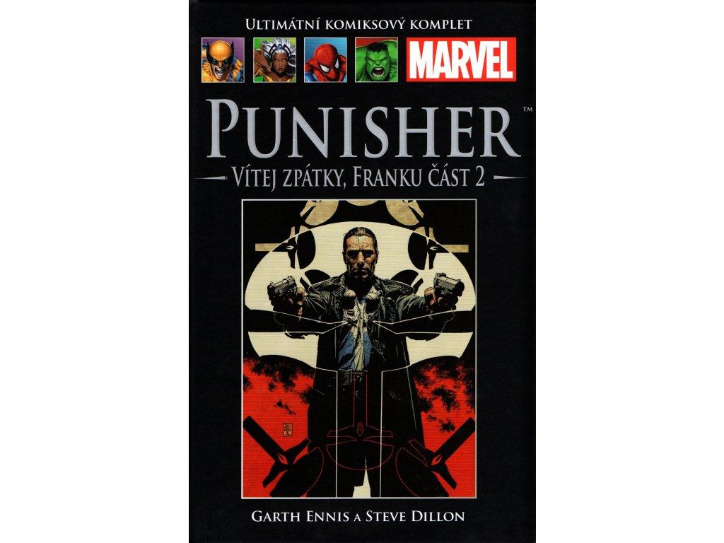 UKK Ultimátní Komiksový Komplet 17 Punisher Vítej zpátky, Franku - část 2