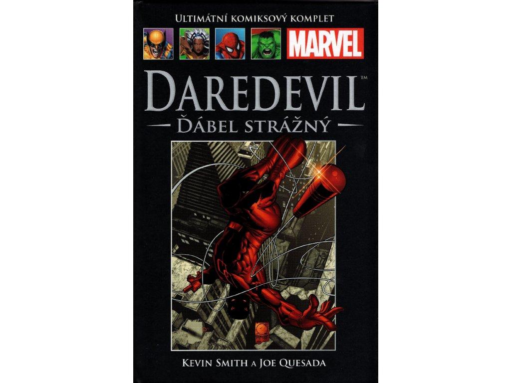 UKK Ultimátní Komiksový Komplet 20 Daredevil Ďábel strážný