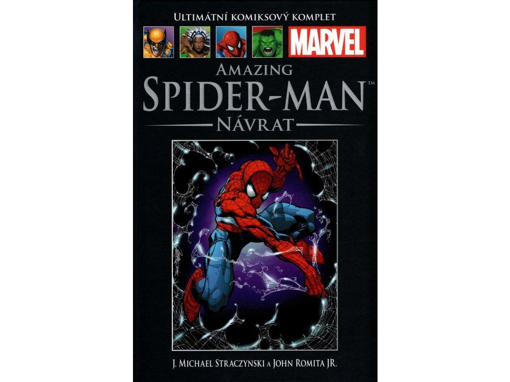 UKK Ultimátní Komiksový Komplet 21 Amazing Spider-Man Návrat