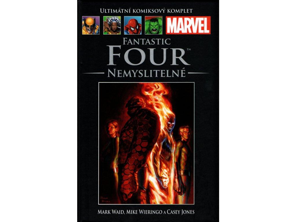 UKK Ultimátní Komiksový Komplet 25 Fantastic Four Nemyslitelné