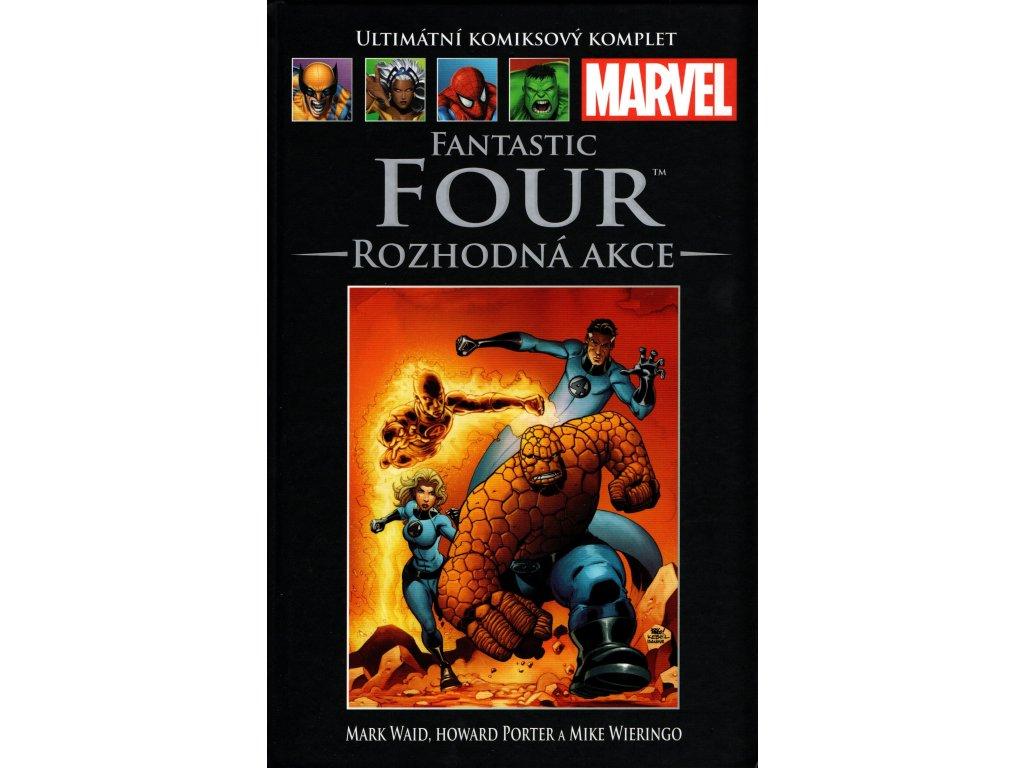 UKK Ultimátní Komiksový Komplet 26 Fantastic Four Rozhodná akce